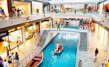 Most Popular Malls in Singapore