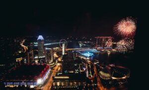 Top 10 Night Scenes in Singapore