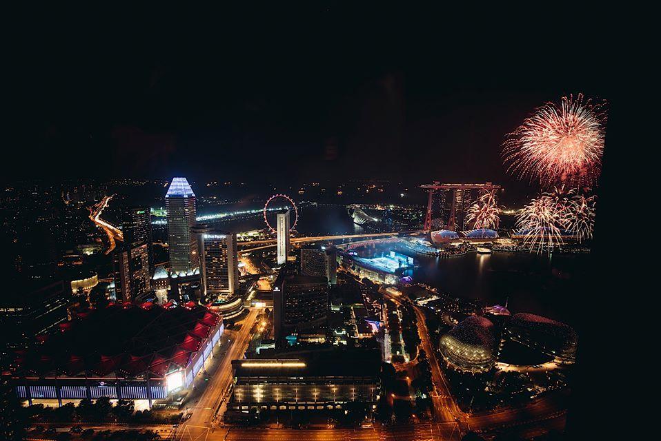Top 10 Night Scenes in Singapore