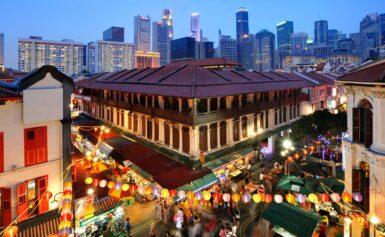 Top 10 Neighbourhood Shopping Areas