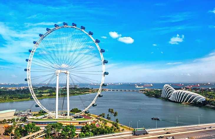 Top 10 Attractions in Singapore