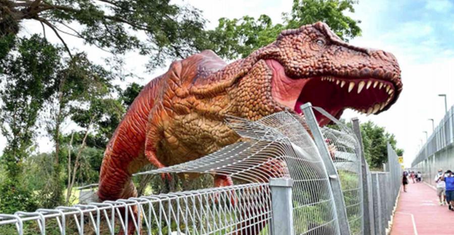 Dinosaur Mile