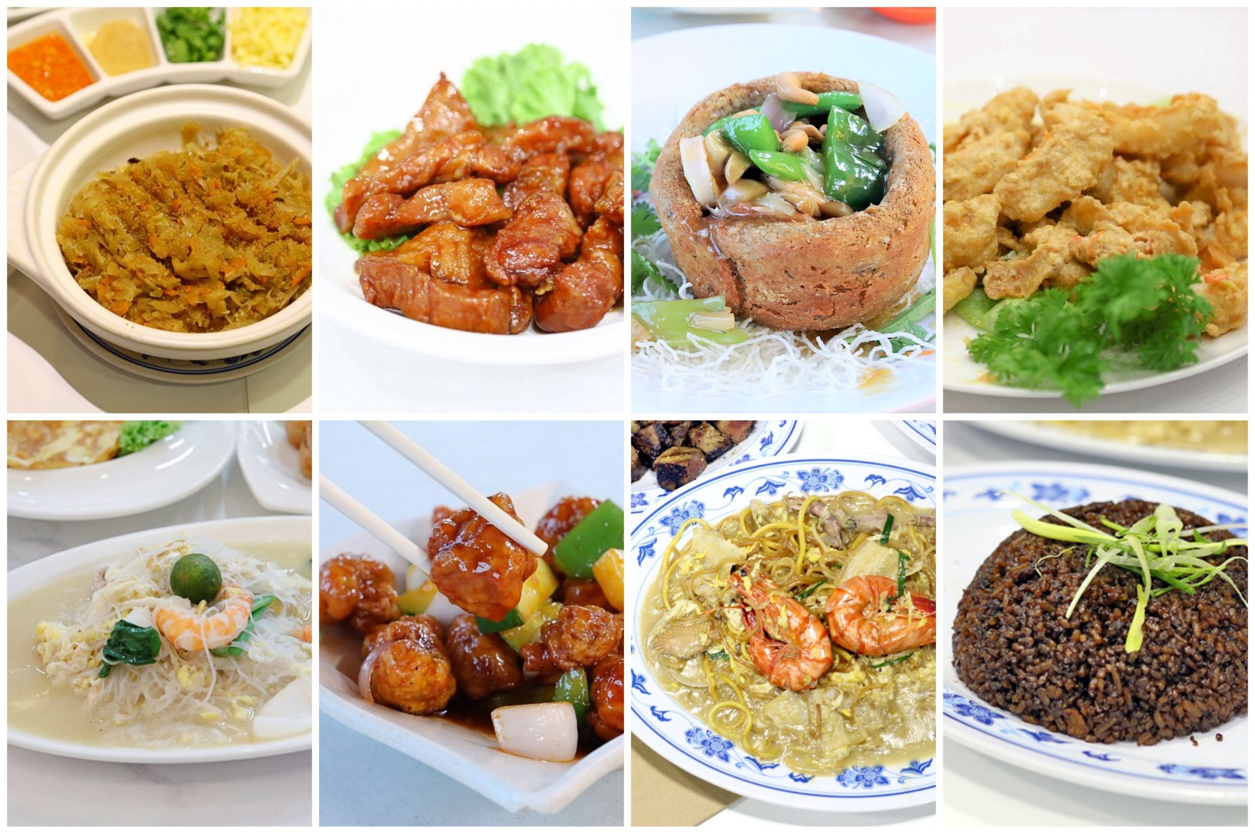 Best Zi Char Places in Singapore